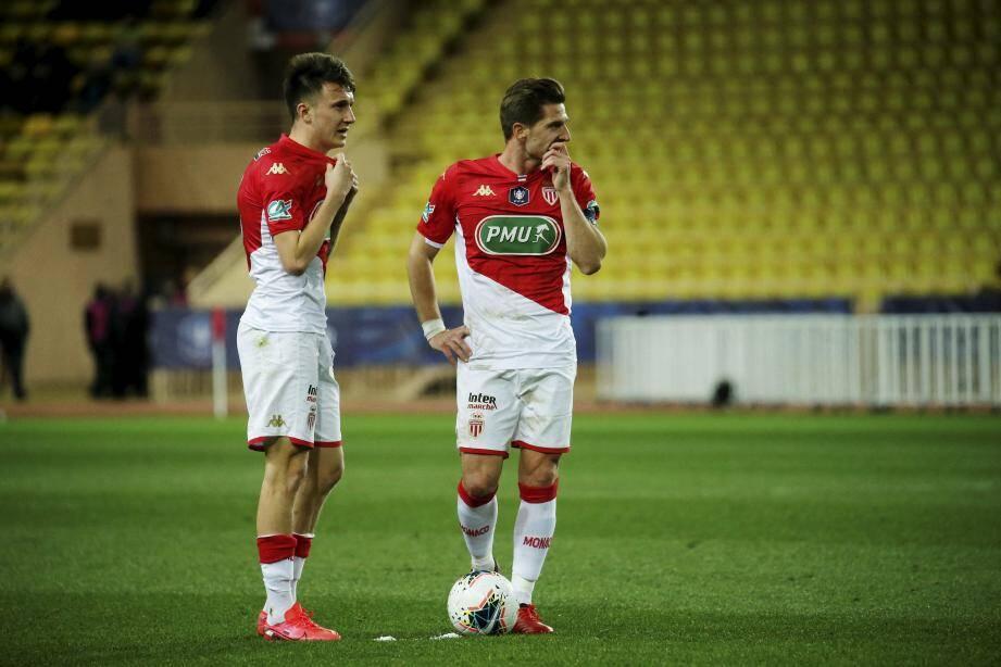 Golovin et Adrien Silva, mardi soir contre Saint-Etienne, doivent faire plus.