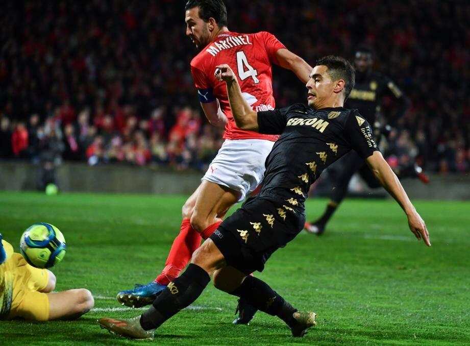 Alors que son attaquant vedette Ben Yedder avait rapidement ouvert le score, Monaco s'est sabordé, en encaissant le but de l'égalisation et deux expulsions en cinq minutes...