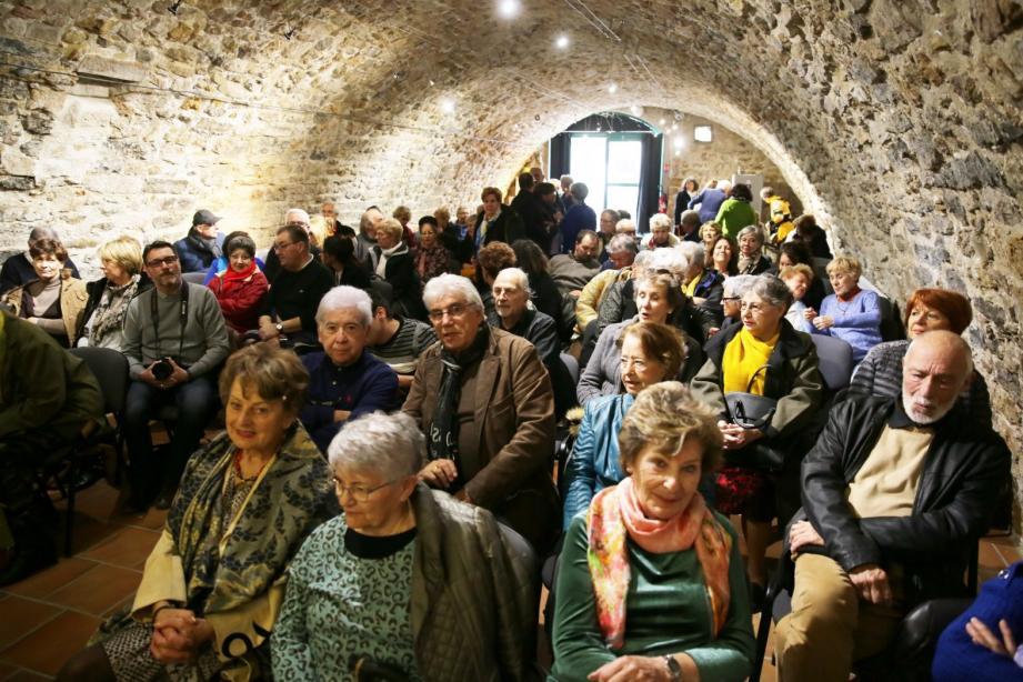 Le public a apprécié l'après-midi proposé par la commission culture de la municipalité.