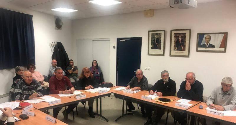Le conseil municipal a vu l'ouverture de budgets permettant de ne pas bloquer les investissements en attendant les élections.