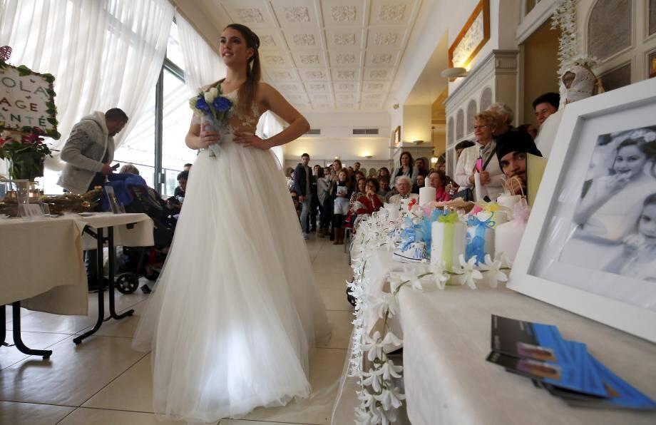 Samedi et dimanche, la deuxième édition du Salon du « Mariage enchanté » se déroulera au Casino Barrière de Menton.