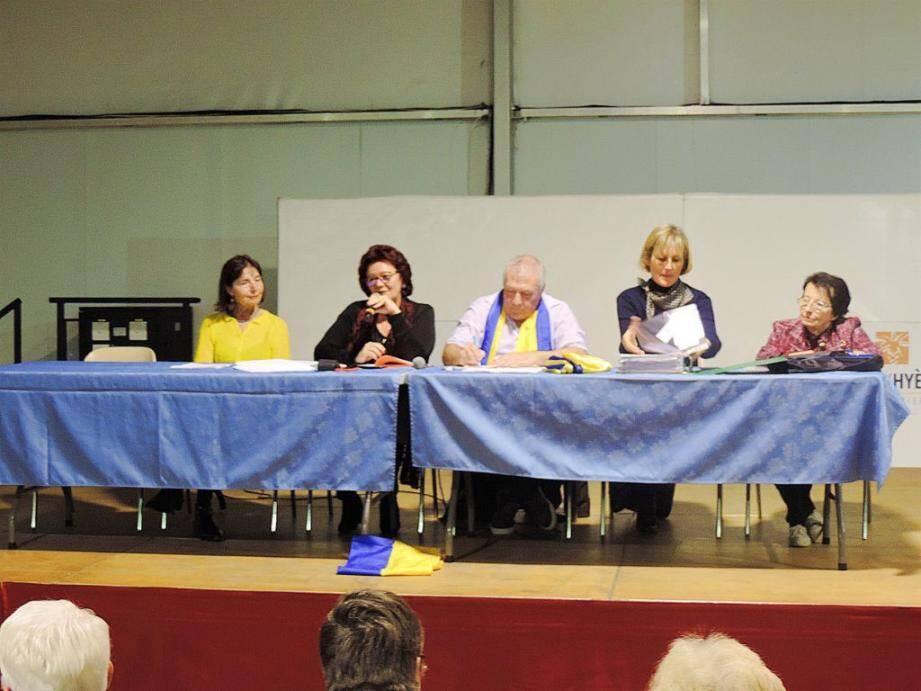 L'assemblée générale du comité de jumelage de la ville d'Hyères a été l'occasion d'évoquer les activités programmées en 2020.
