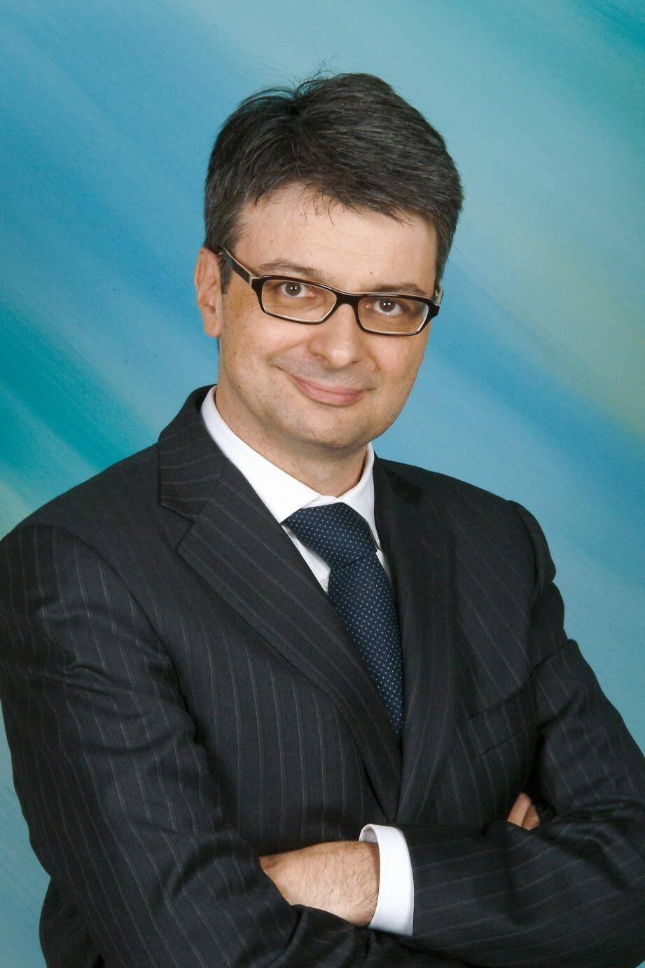 Noël Amenc, CEO de Scientific Beta, est à l'origine de la stratégie de valorisation de la recherche de l'Edhec.(D.R.)