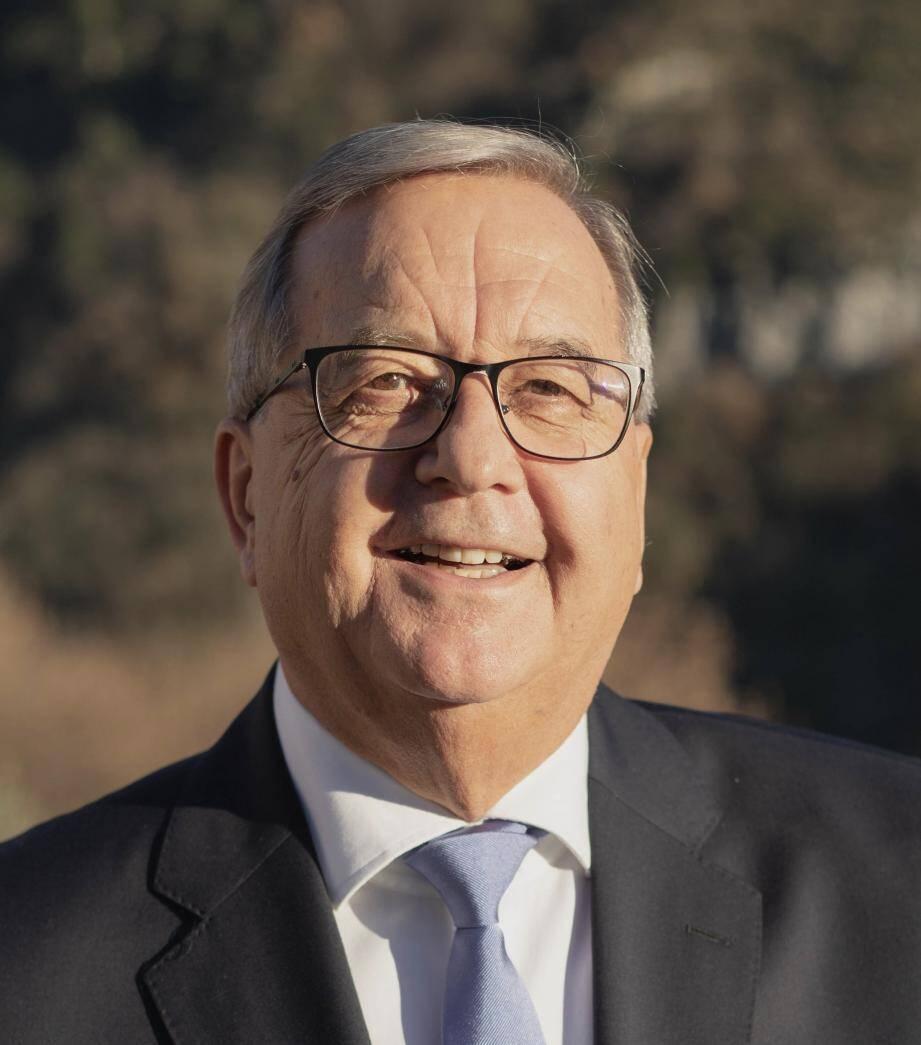 Alain Martel, 68 ans, leader de l'opposition Lantosque autrement, se présente pour la seconde fois.(DR)