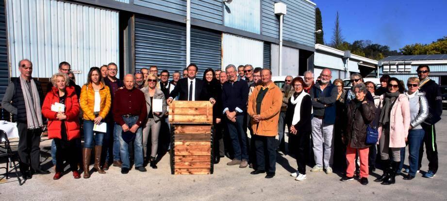 Une distribution réussie pour les quarante familles londaises.