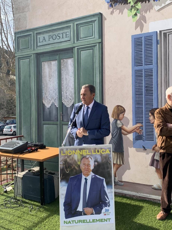 « Quand je regarde le paysage politique à Villeuve-Loubet, cinq semaines avant le premier scrutin, j'ai envie de lancer un avis de recherche ».