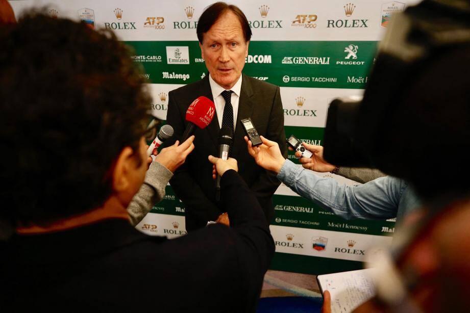 Zeljko Franulovic (directeur du tournoi) : « Nadal et Djokovic seront là et on devrait avoir 17 à 18 des 20 meilleurs joueurs mondiaux. Beaucoup sont Européens et c'est une chance (16/20). Les Américains préfèrent démarrer la tournée européenne plus tard. »