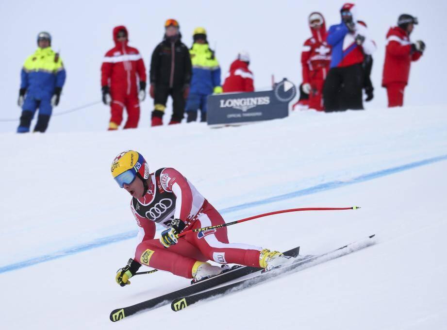 Arnaud Alessandria, du Monte-Carlo Ski Club, attend de pied ferme de pouvoir participer aux Mondiaux de Cortina d'Ampezzo l'an prochain.
