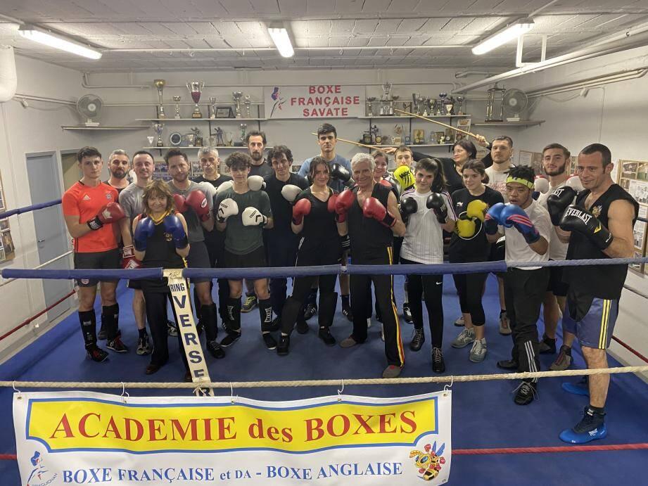 Amateurs de boxe française et anglaise sont, désormais, réunis.