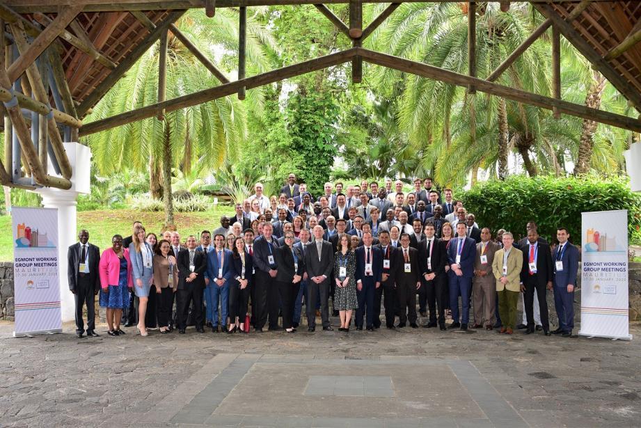 Une délégation du Siccfin a participé à une réunion de travail du Groupe Egmont dont la mission est de lutter contre le blanchiment de capitaux et le financement du terrorisme.(DR)