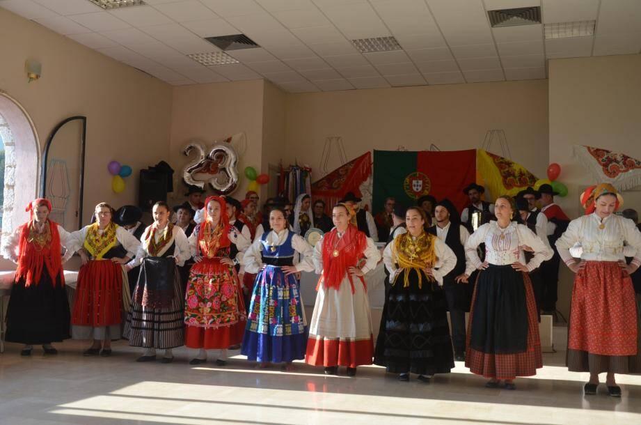 Les Portugais de Monaco mettront le folklore à l'honneur. (DR)