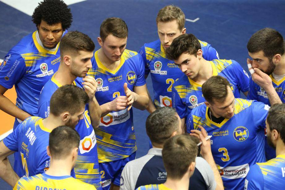 Le match Nice-Narbonne, prévu demain soir, est reporté en raison de plusieurs cas positifs au sein de l'effectif du Nice Volley Ball.