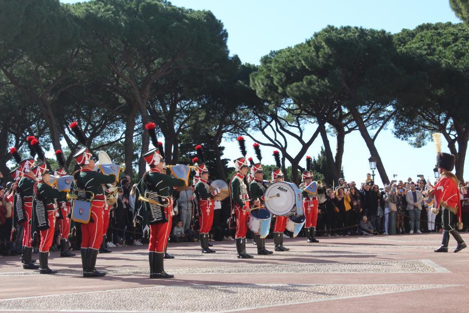 Dissoute en 1993, la fanfare du régiment des hussards alsaciens a été recréée en 2000.