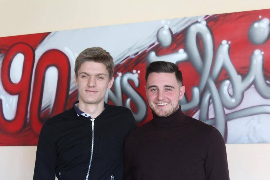 Lucas et Julien seront sur la ligne de départ du 4L Trophy à Biarritz le 20 février prochain.