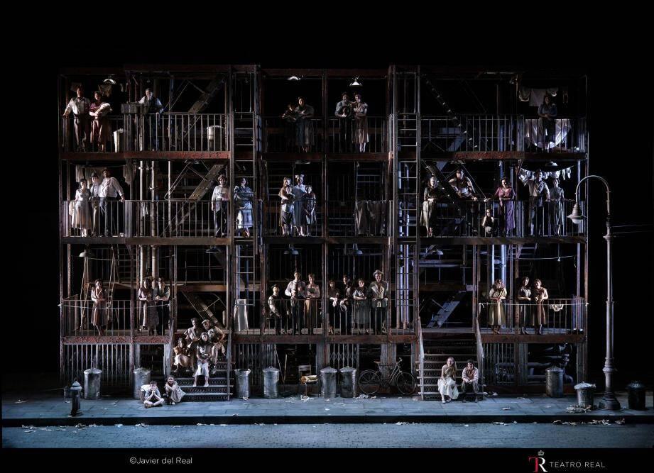 L'auteur de « Street scene » est aussi celui du célèbre « Opéra de quat'sous ».( Photo ©Javier del Real)