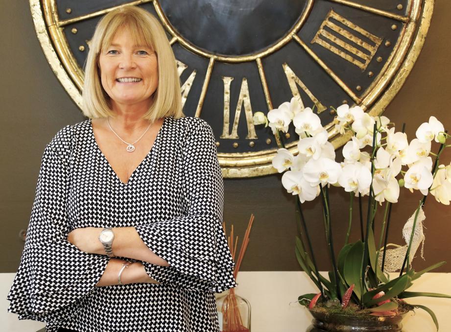 Christine Welter, présidente de l'Union des hôteliers de Cannes, monte au créneau auprès de la mairie.
