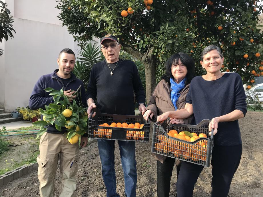 Ce week-end, une vente d'agrumes est organisée par l'association des Compagnons de Jeanne-d'Arc.
