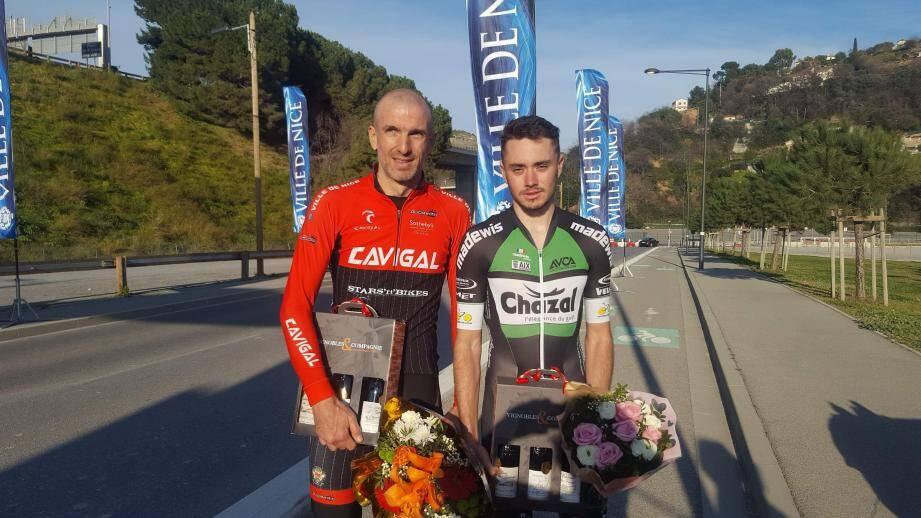 Christophe Morin et Adrien Maire réunis rien que pour le meilleur, encore et toujours...