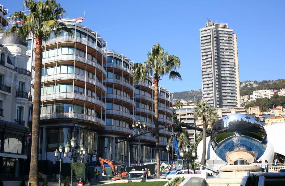 Le suspect a été arrêté quelques mois après l'agression, près du One Monte-Carlo encore en travaux.