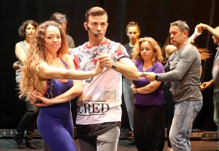 Cette année, la 14e édition du Congrès Monaco Salsa attend plus d'un millier de danseurs du monde entier.