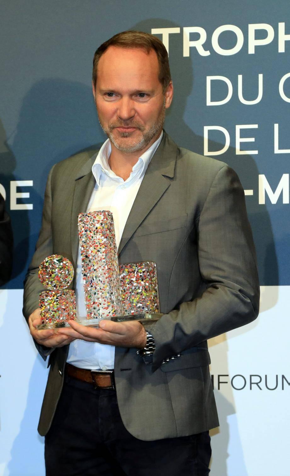Pierre Pélissier, le gérant de la société Cruiseline.