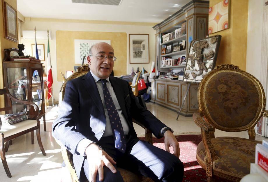 Cristiano Gallo, ambassadeur italien, fait confiance au travail effectué par son gouvernement.