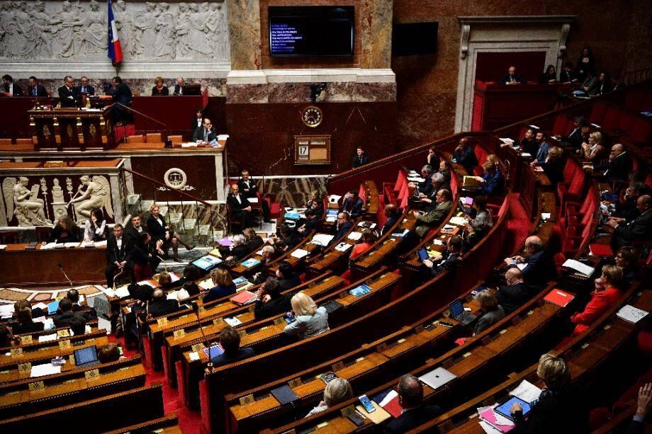 L'Assemblée nationale examine le projet de loi de réforme des retraites