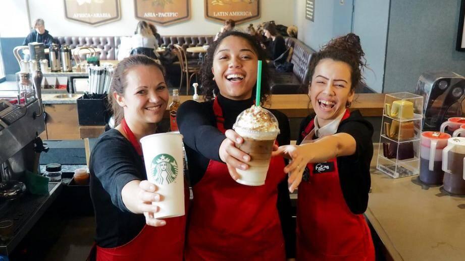 Vous êtes amateur de café americano ou de latte machiatto? Rendez-vous à L'Avenue 83 dès le mois d'avril prochain.