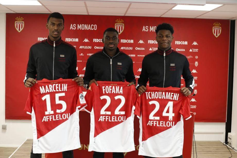 Très active dans les dernières heures du mercato, l'AS Monaco a bouclé le recrutement de trois jeunes joueurs avant la clôture du marché hivernal.