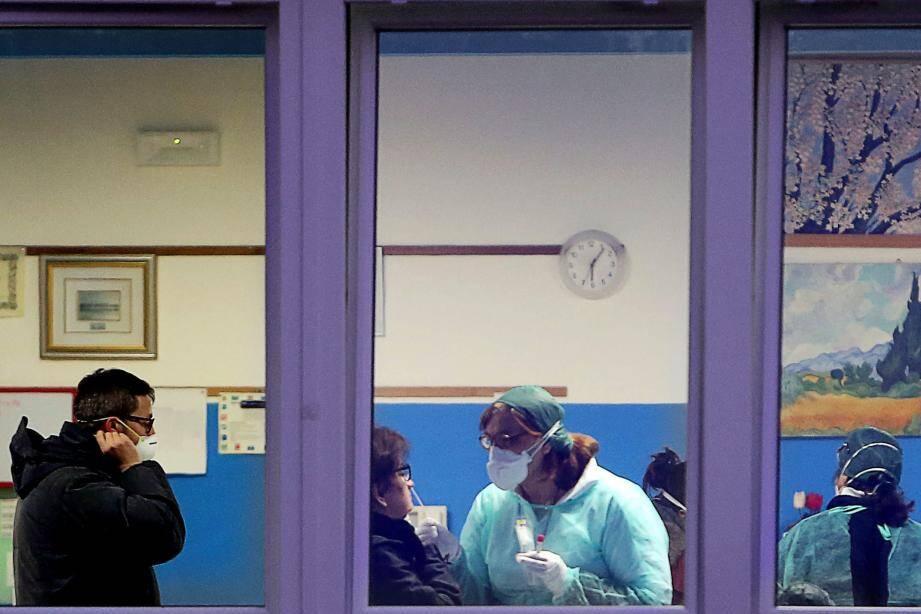 Les deux cas suspects de Coronavirus dans les Alpes-Maritimes sont finalement négatifs.