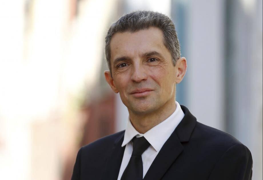Frédéric Pellegrinetti se présente pour la première fois.