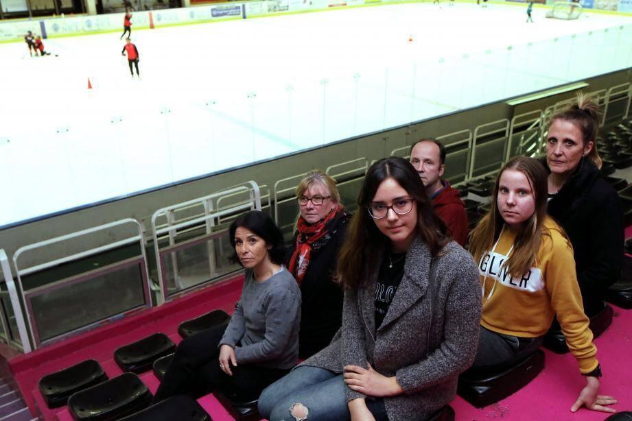Parents et anciens patineurs ont dénoncé des faits de harcèlement moral au club de patinage Nice Baie des Anges Association.