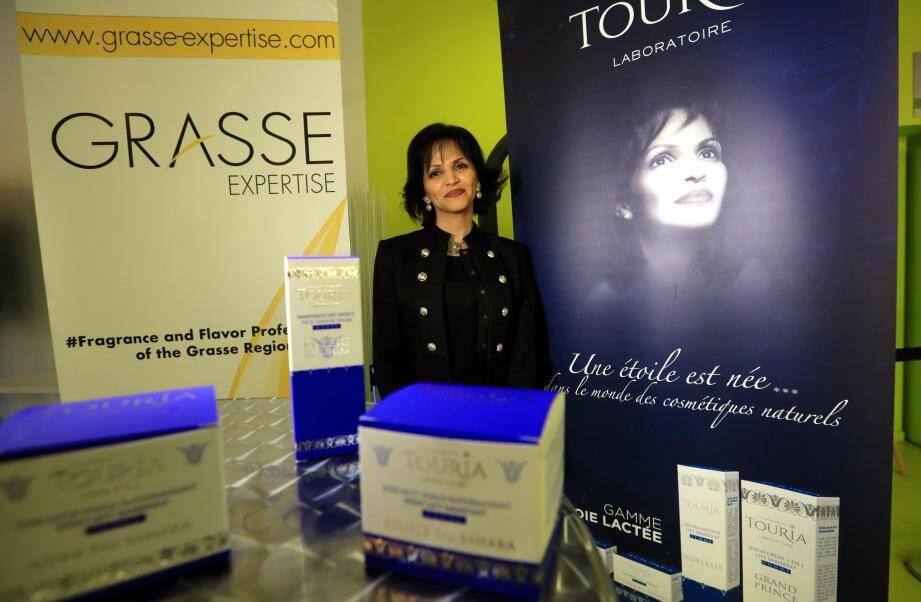 Touria Bajji a signé avec Beauty Success pour distribuer sa gamme anti-âge.