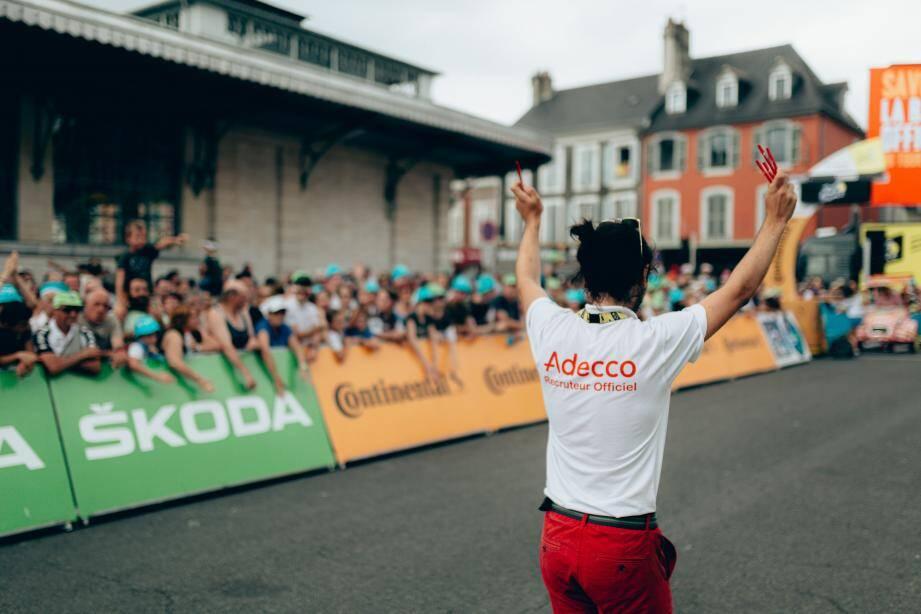 Les caravaniers du Tour suivent les étapes durant les trois semaines de compétition.
