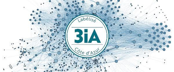 Le label 3IA Côte d'Azur a été créé en novembre 2019. Les 10 primés de cette année sont les premiers.