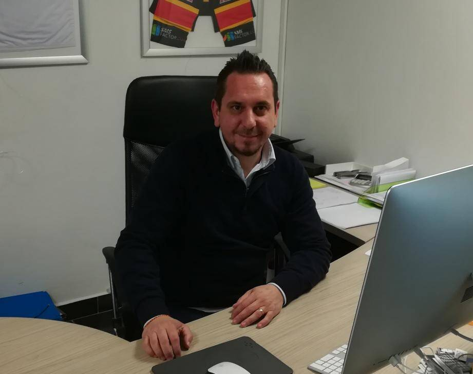 Ancien responsable marketing, Sébastien Magliolo a fondé SMSFactor il y a 10 ans.