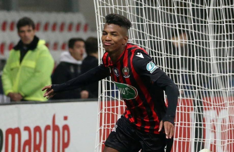 Un coup dur pour un jeune de Patrick Vieira — OGC Nice