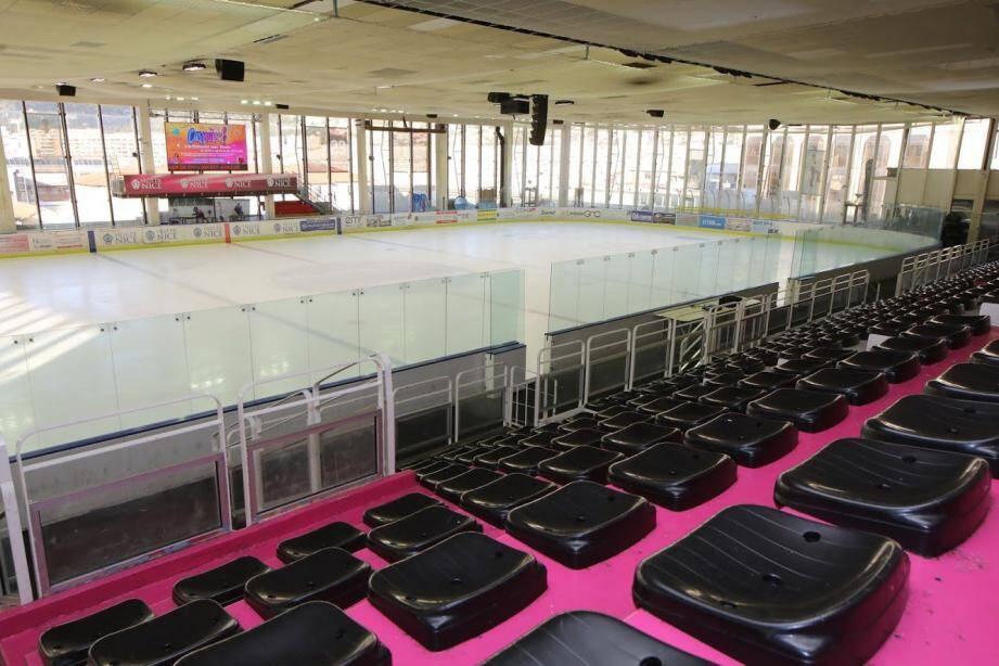 Bientôt une seconde patinoire à Nice?