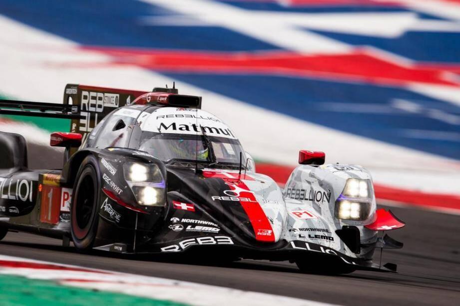 Le circuit d'Austin a souri à Norman Nato: pole position et victoire!