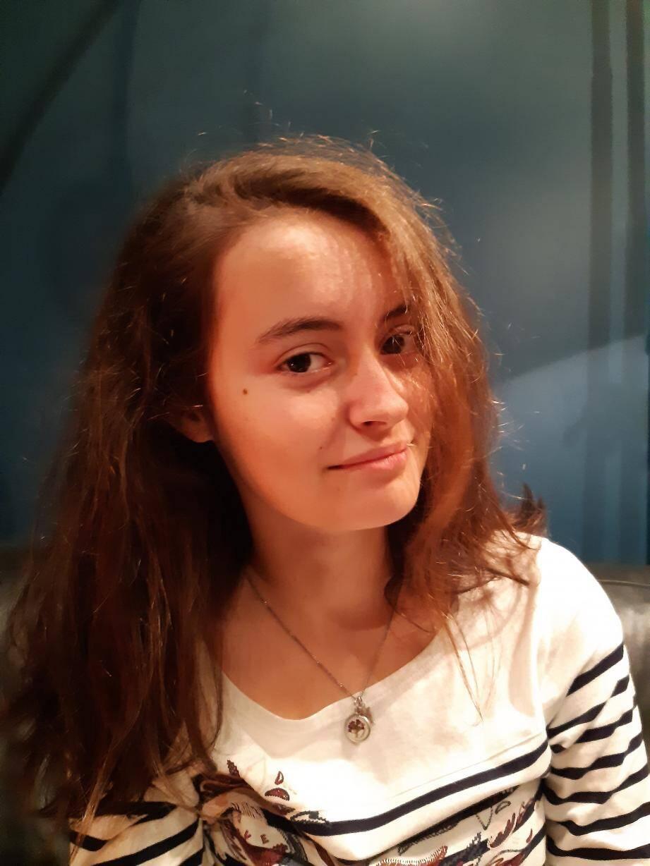 Margot Chausse a plaidé et défendu la cause des filles en Chine. (DR)