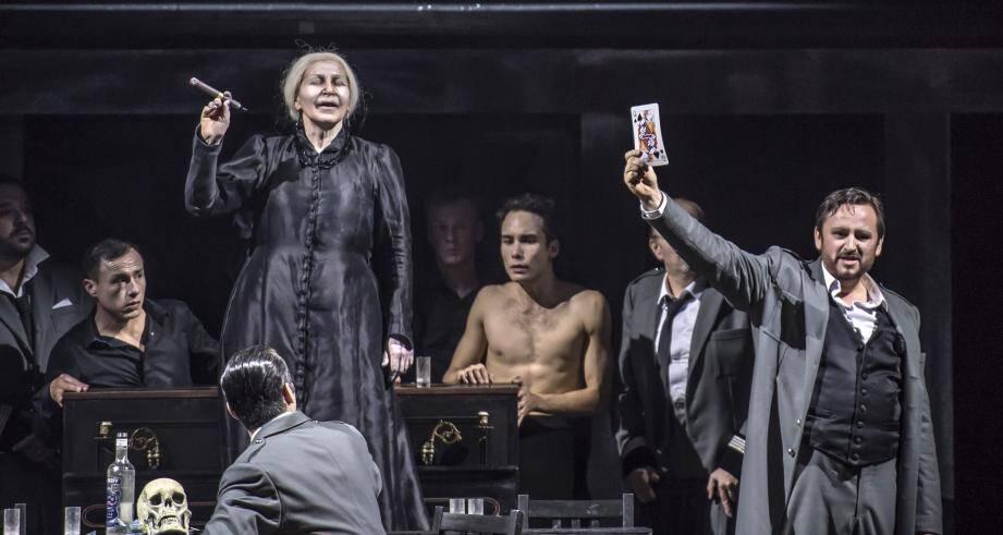 Olivier Py revisite l'œuvre de Tchaïkovsky. A voir à l'opéra.(DR)