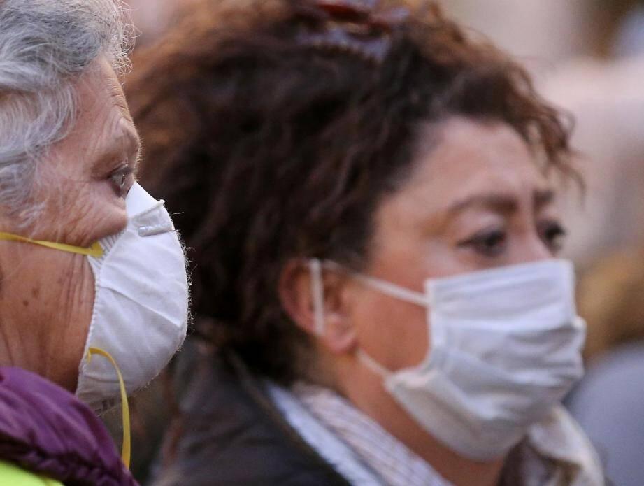 Sur LeBonCoin, des particuliers font monter le prix de leurs masques.