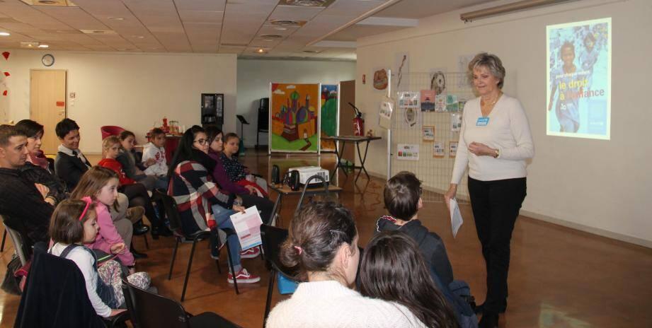 Des lecteurs sensibles au sujet du développement durable étaient présents pour aborder cette nouvelle édition du prix Unicef.