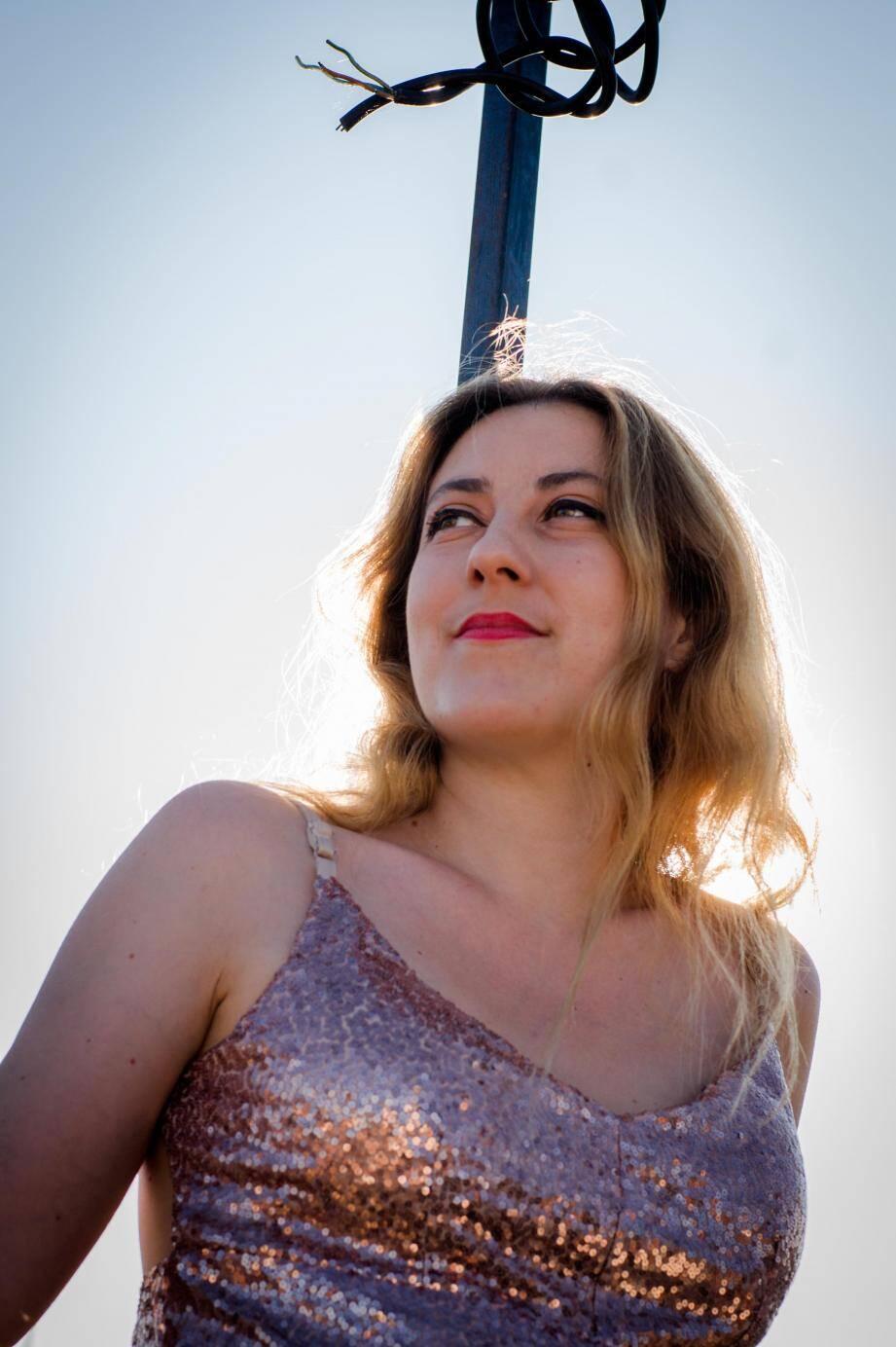 Lisa Magrini et Gaspar Tytelman proposent plusieurs ateliers aux chanteurs.