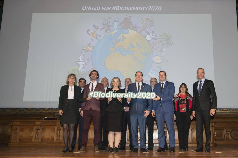 La coalition pour la biodiversité, lancée mardi à Monaco, veut avoir une parole forte avant la convention sur la diversité biologique en octobre prochain.