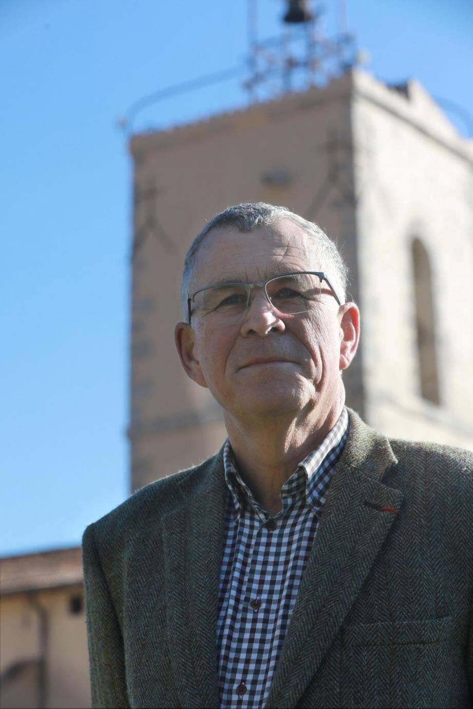 René Grisolle a présenté son programme hier, lors d'une réunion publique.