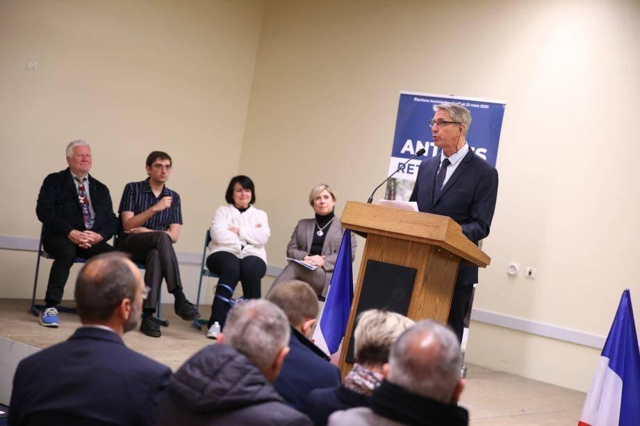 Tanguy Cornec : « Nous proposons un changement radical »