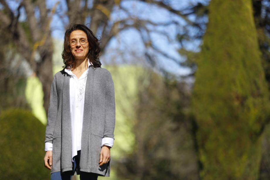« Nous sommes fiers d'avoir fédéré autant de personnes dans un temps record » indique Aline Hannouz, la candidate aux municipales de Mouans-Sartoux de la liste Participe-Présent.