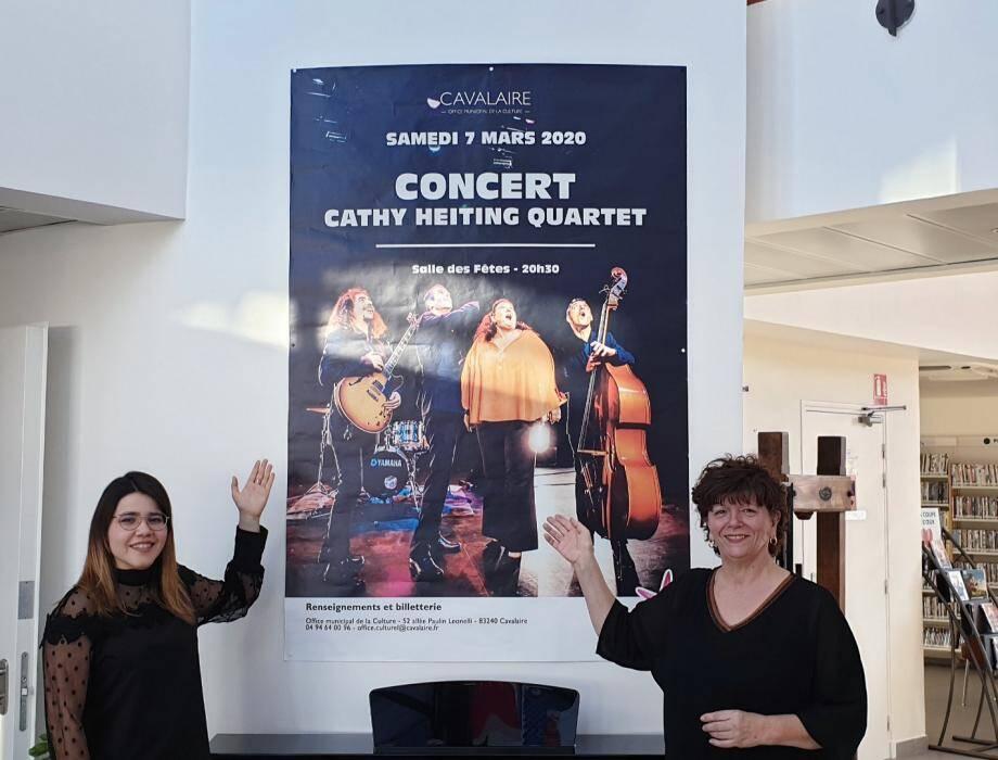 Le concert aura lieu à la salle des fêtes.