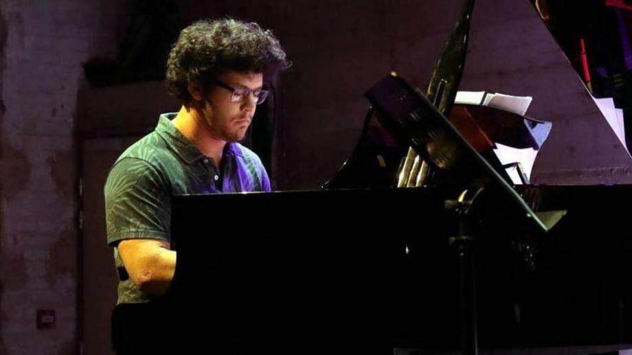 Charles Heisser, un as du piano.